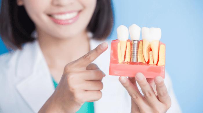 健康な歯に負担を与えない治療法を選択する