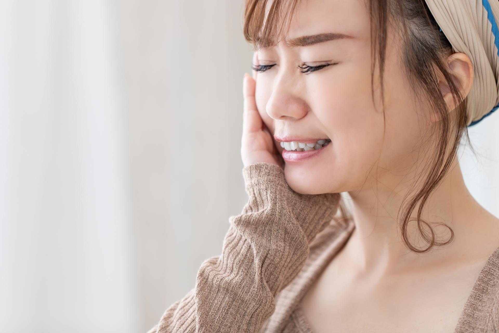 インビザライン 痛み