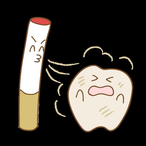 インビザライン 喫煙