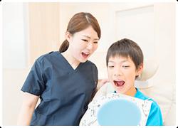 北戸田coco歯科 小児