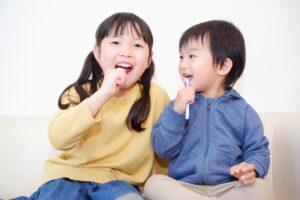 小児 歯磨き嫌がる