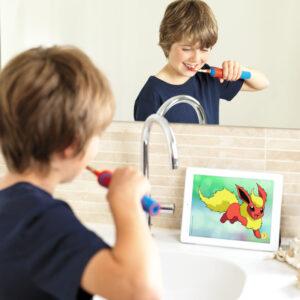 小児 子供 歯磨き