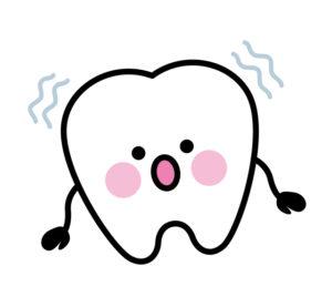インビザライン 歯がぐらつく