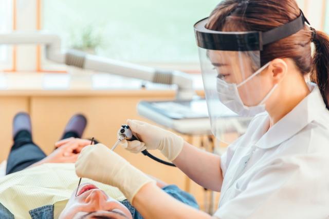 インビザライン 歯のクリーニング